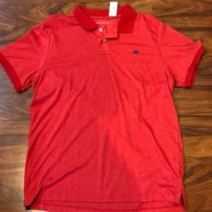 NWT super soft men's Aeropostale polo shirt